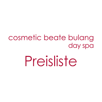 cosmetic beate bulang day spa im Parkhotel Quellenhof Aachen